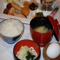 朝食バイキング(和食イメージ)