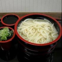 さぬきうどん(レストランメニュー※夕方の営業)