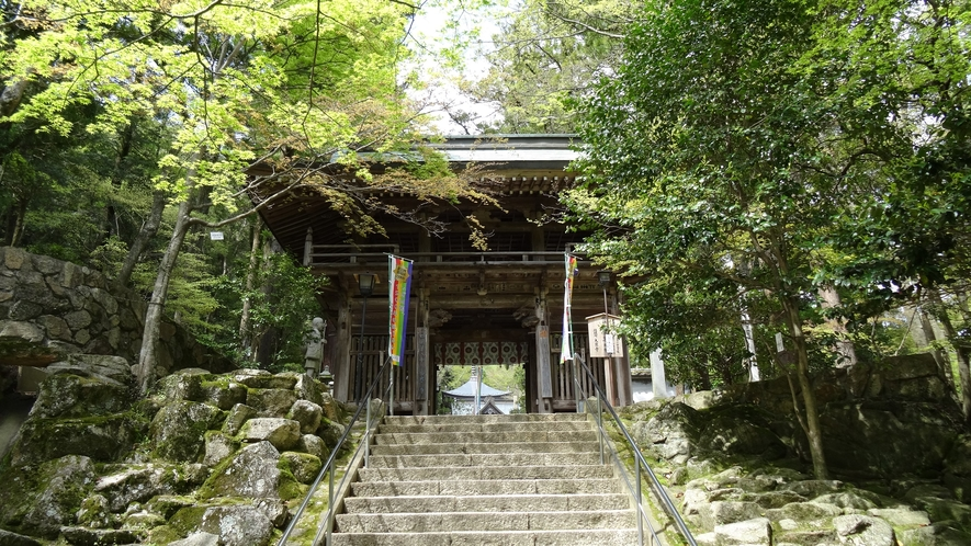 四国霊場88番札所「大窪寺」