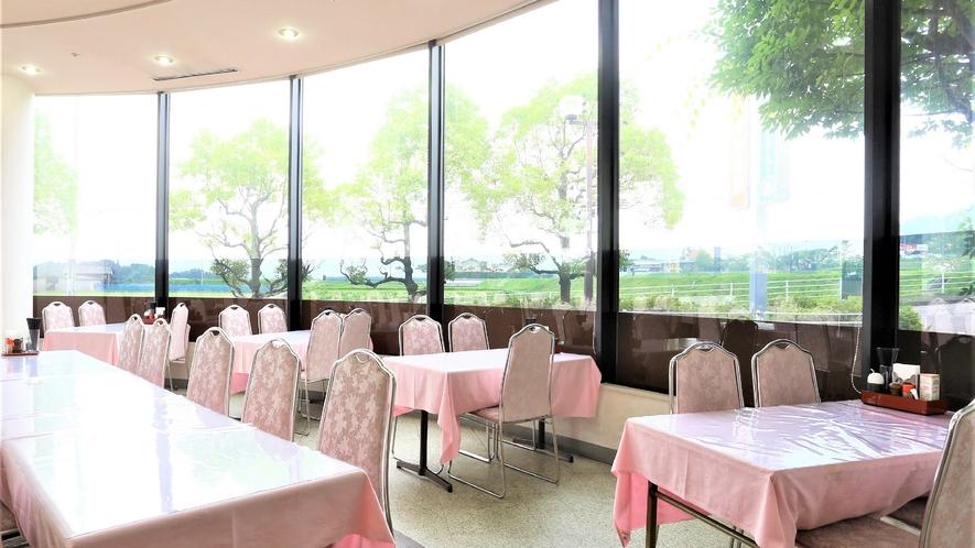 【休業中※営業再開日は未定】1階レストラン&カフェ「エアポート」
