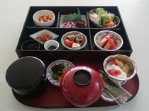 3月10日~朝食バイキング中止→和御膳となっております。