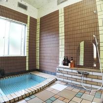 *家族風呂一例/無料で利用することができる家族風呂!ご利用の際はフロントまで。