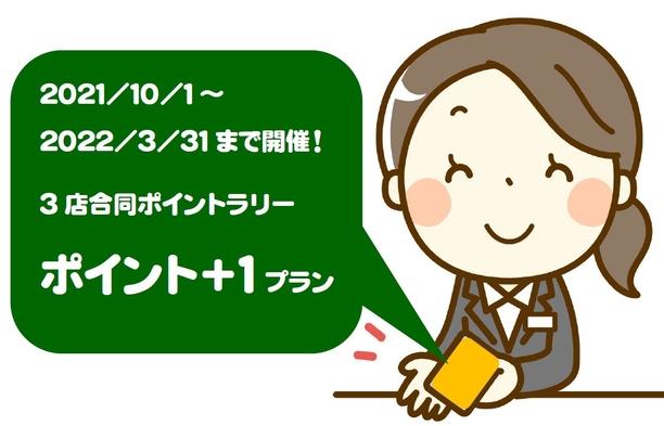 【ポイントラリー+1P】【素泊まり】ポイントラリープラン