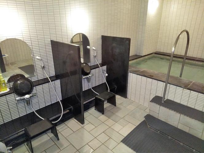 女性用大浴場浴室