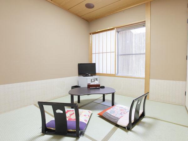 和室:昔懐かしいシンプルな和室