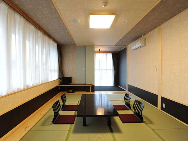 和モダン客室:モダンをイメージした和室