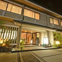 *ようこそ!緑豊かな生駒の自然の中にある閑静な料亭旅館です