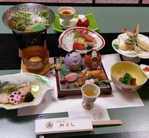 3月会席料理(お雛様)