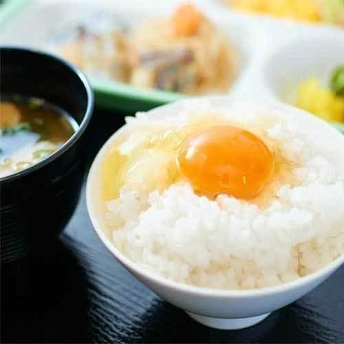 セサミン+ビタミンEが10倍の【ごまたまご】卵かけご飯♪