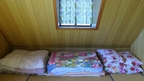 2Fロフト用寝具