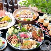 *【ファミリープランお料理】大人も子供も楽しめるお料理をどうぞ♪