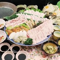 【豚菜蒸し】