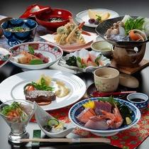 ♯【初夏A会席】初夏においしい旬の食材を使用したお料理をご用意いたします。