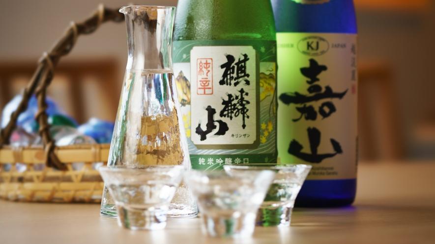 新潟地酒(一例)
