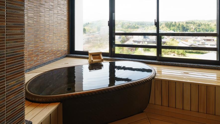 【さつき邸やまのは】ふじ_和室/ベッドルーム/リビング/展望風呂