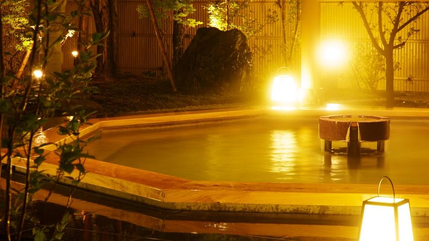 露天風呂_月美の湯