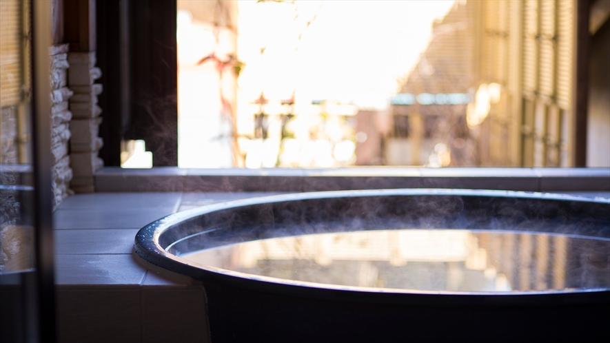 貸切温泉風呂「是空の湯」50分2000円