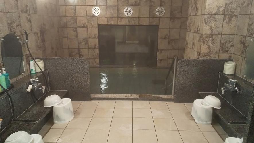 旅人の湯 大浴場