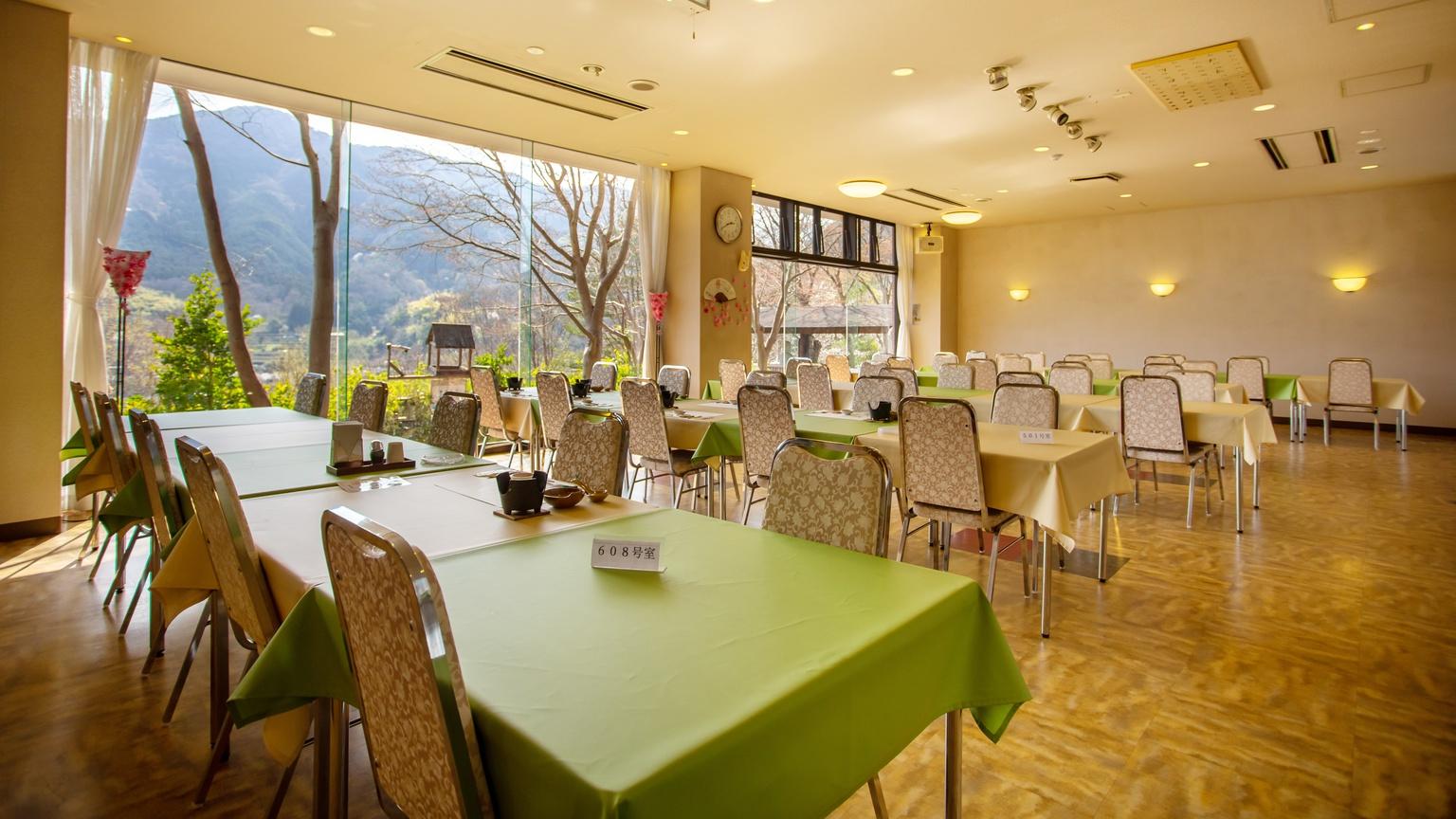 *【レストラン】ごゆっくりとお食事をお楽しみください。
