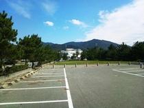 浜崎海岸多目的広場・駐車場
