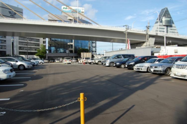 【駐車場】 第三駐車場 徒歩約4分