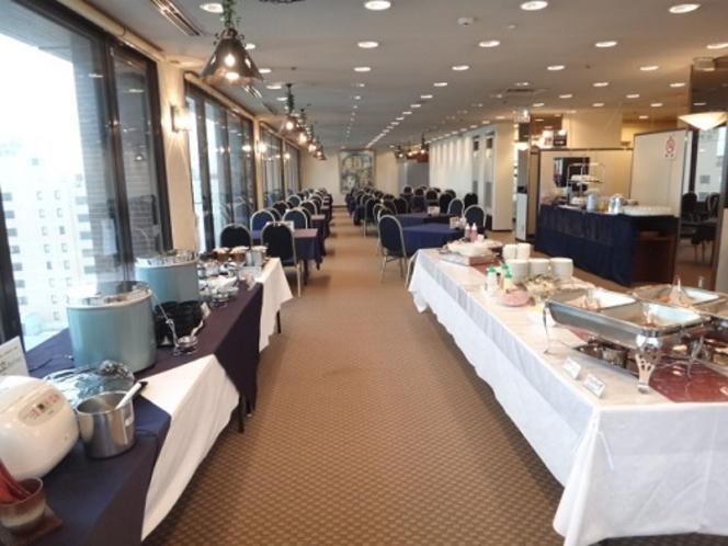 ◆朝食会場◆