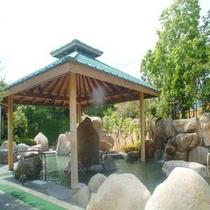西日本最大級の野天風呂