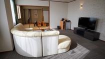 客室露天風呂付 特別和洋室