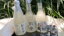愛媛のおすすめ地酒★3種の一例