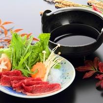 *【夕食一例(イメージ)】
