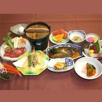 *【夕食アップグレード(一例)】