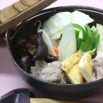 *【なる子ちゃんこ鍋】宮城野部屋直伝!お肉&たっぷり野菜で栄養満点☆
