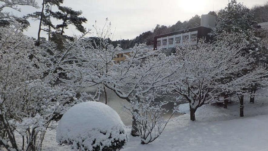 【冬】雪景色