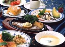 『ステーキ洋食コース』