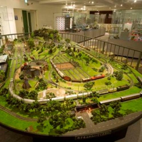 有馬玩具博物館3F