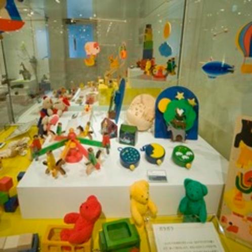 有馬玩具博物館5F