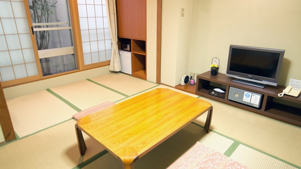 【禁煙】【6畳 和室】 1階