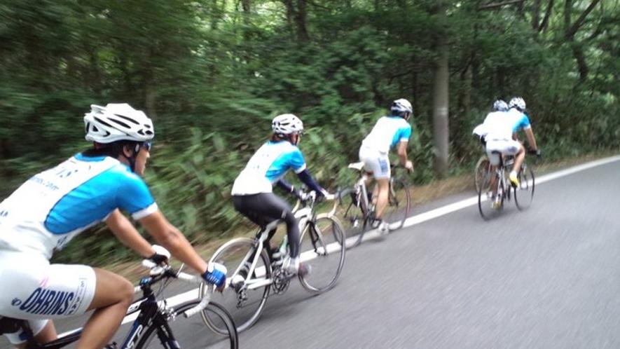 自転車の旅を応援!サイクリングプラン