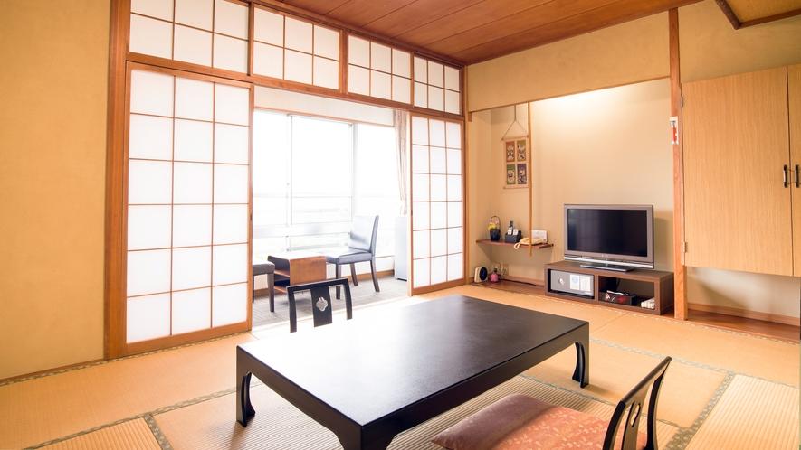【10畳+広縁 和室 マウントビュー】