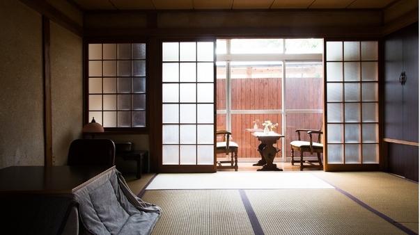 【別館】和室8畳(バス・トイレ付/禁煙)