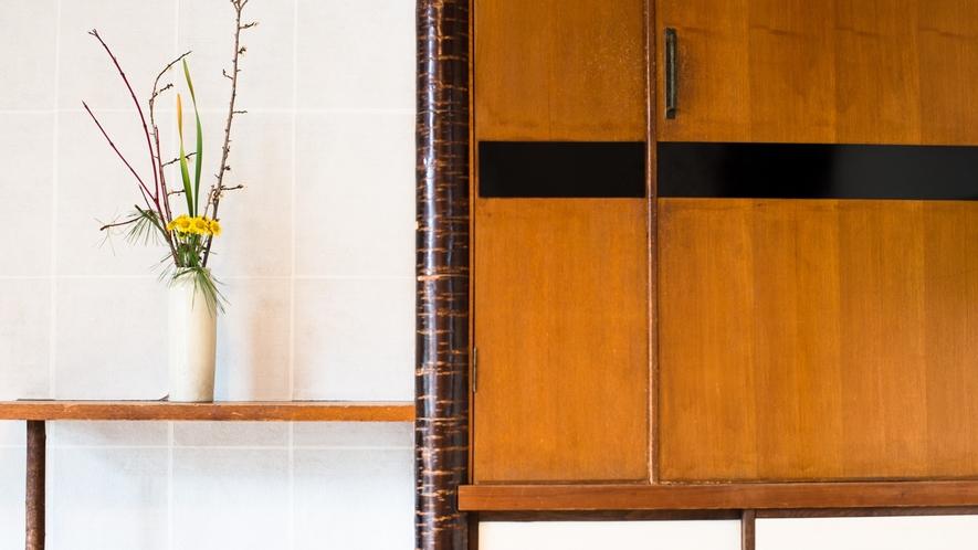 鉄輪・亀川・柴石・堀田/和室【6畳】 禁煙 (トイレ・お風呂共同・テレビ無し)