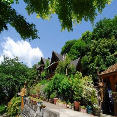 【スタンダードプラン】自然の中のログハウス【伊豆箱根旅】