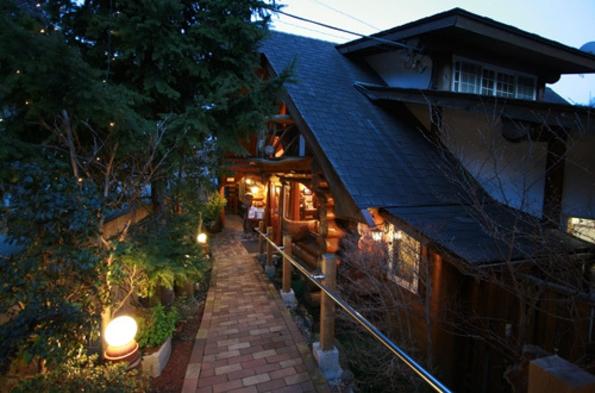 【露天風呂付客室】.・o☆ログハウスで過ごす♪アニバーサリープラン☆o・.