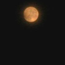 十五夜満月右