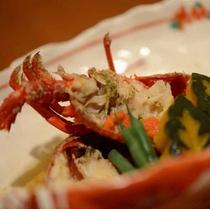夕食一例<煮物>