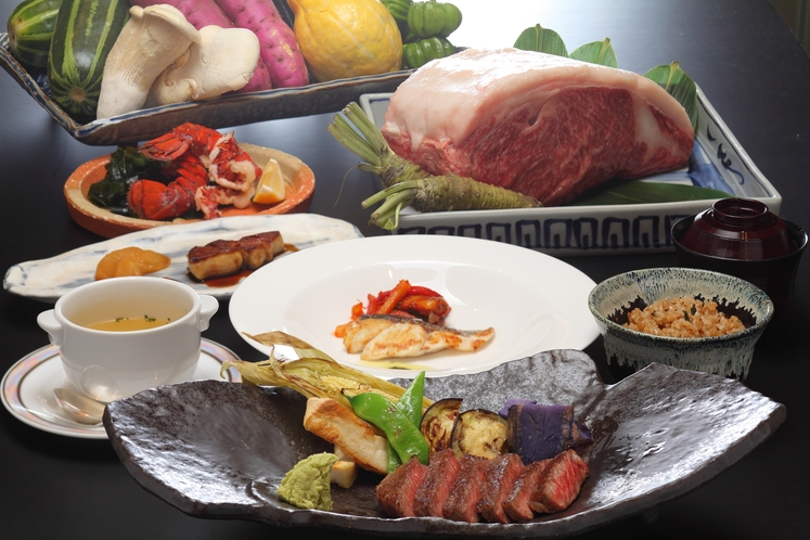 日本料理「しなの」料理イメージ