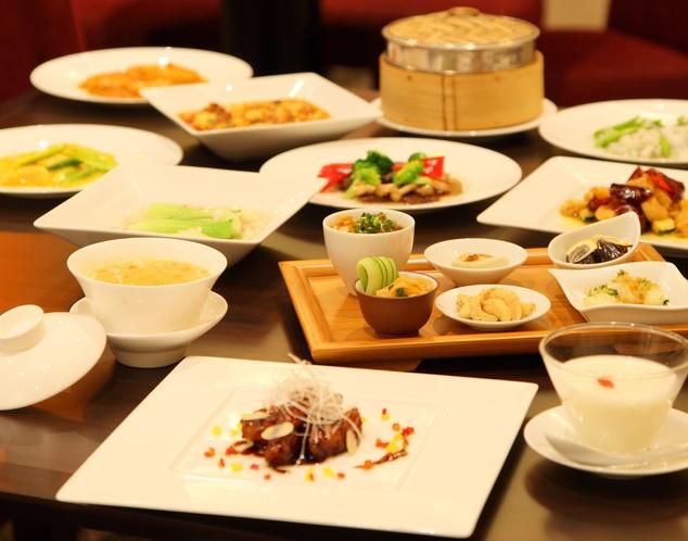 中国料理「皇華」ランチメニュー~イメージ~