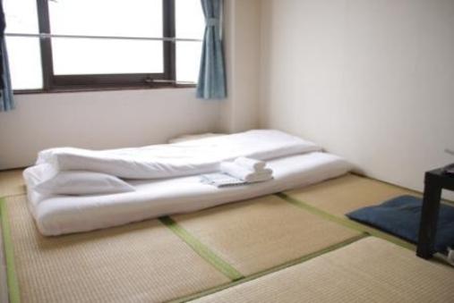 駅近 素泊まり 和室 【施設内風呂】