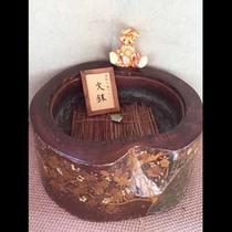 レトロな火鉢