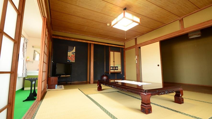 *【玄海の間】当館で最も広く、眺めの良いお部屋です!